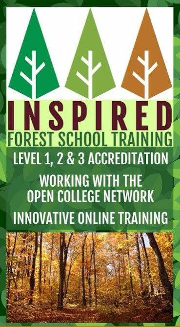 inspired_banner Forest School Training