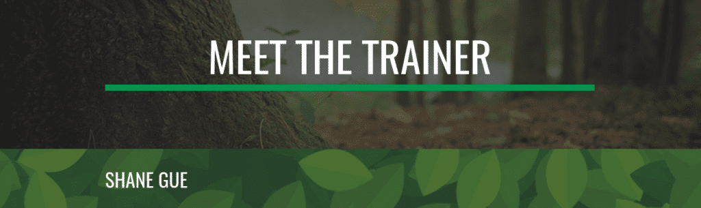 Forest School : Meet the trainer