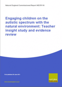 report-212x300 Research paper : Engaging children on the autistic spectrum with the natural environment