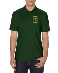 inspired_polo Forest School branded clothing