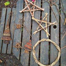 Willow Weaving CPD