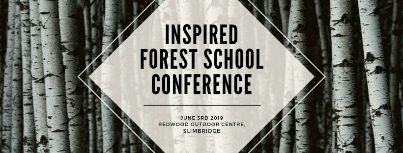 INSPIRED-FOREST-SCHOOL-CONFERENCE Forest School Conference 2019
