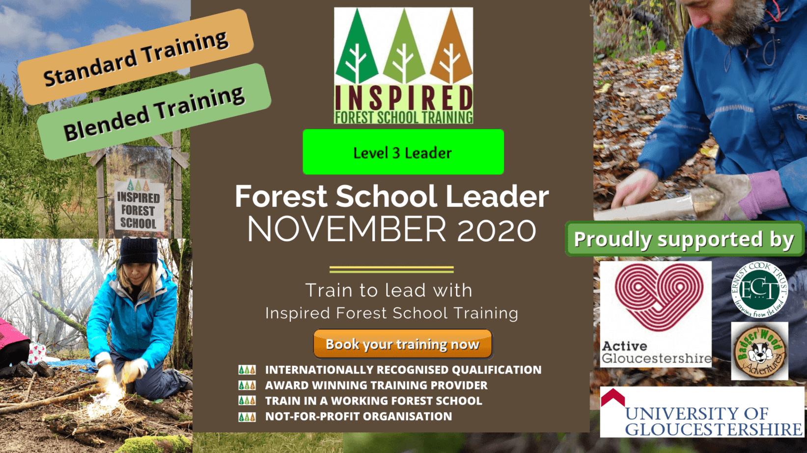 Forest-School-Training-November-2020 Level 3 Forest School Training - November 2020