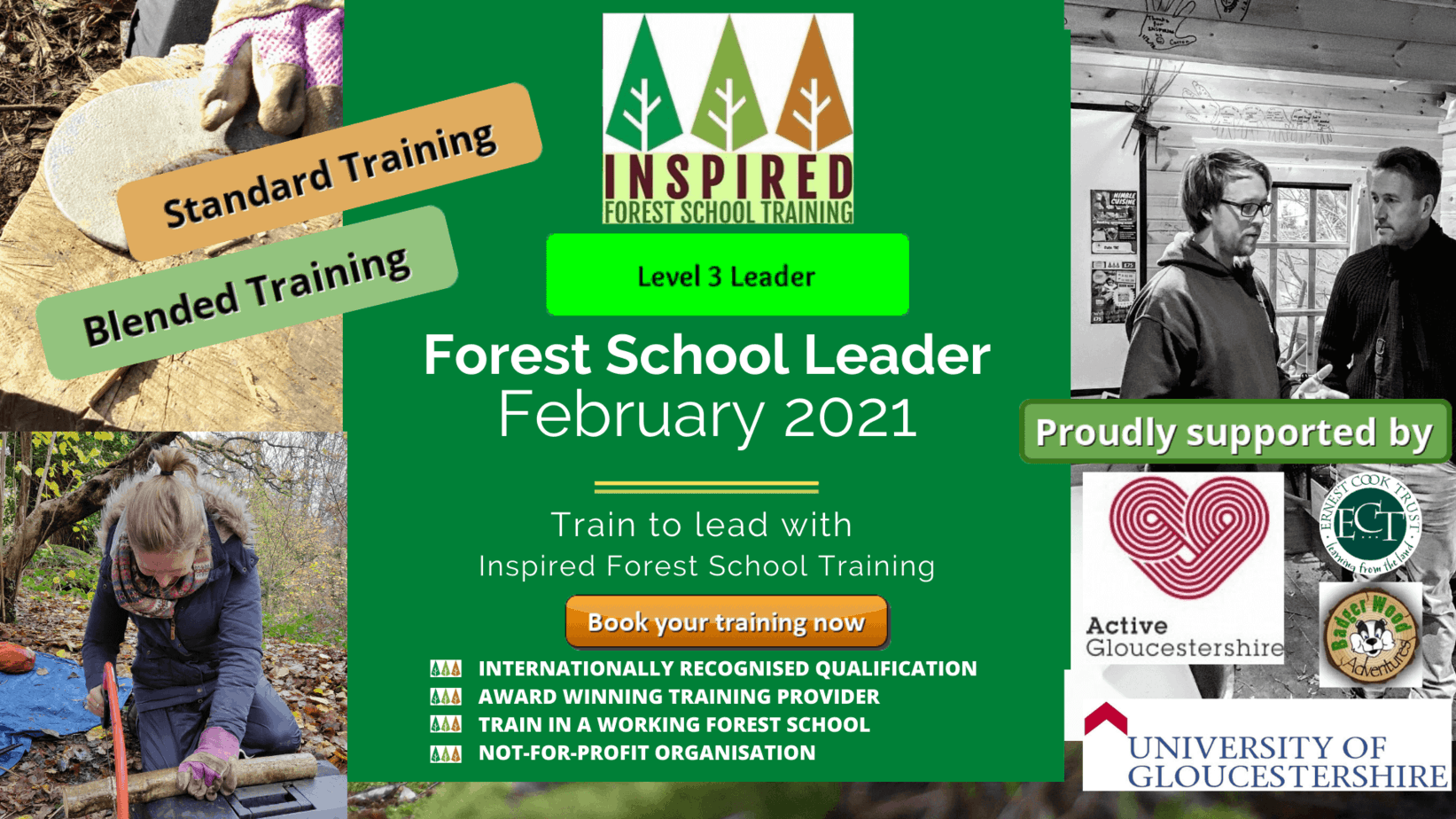 February-2021-Forest-School-Leader-training Level 3 Forest School Training - February 2021