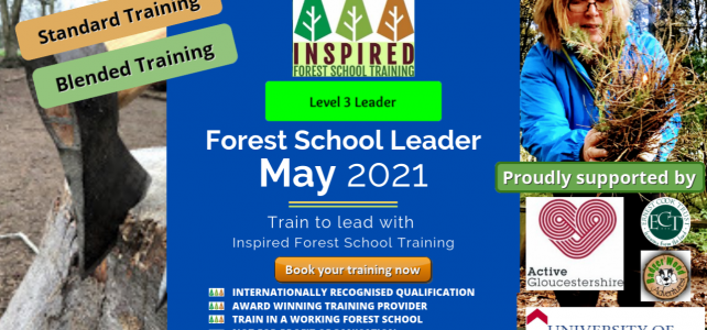 Forest School Training - May 2021