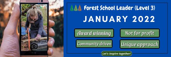 Forest-School-Leader Forest School Leader Training - January 2022