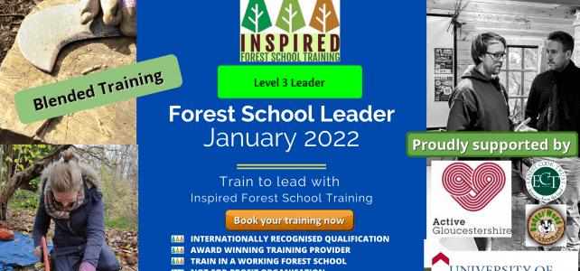 Forest School Leader Training – January 2022