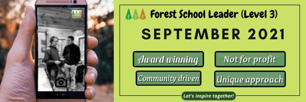 September-2021-Forest-School-Training Forest School Leader Training - September 2021