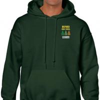 INSPIRED Forest School Leader hoodie