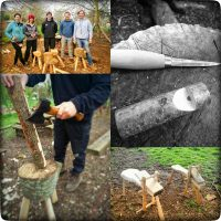 Green Woodwork course with Charles :: Gloucestershire Forest School Network