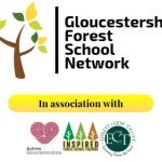 Gloucestershire Forest School Network Logo