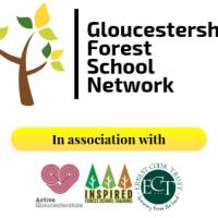 Gloucestershire Forest School Network Logo