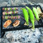 OVER THE FIRE GRILL