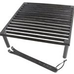 CAST IRON OVER FIRE GRILL